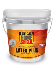 Berger Latex Plus SBR Based Polymer for Waterproofing