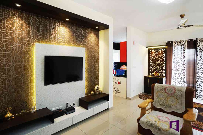 Ajay And Yogitha S Apartment Sobha Dream Acres By Asense