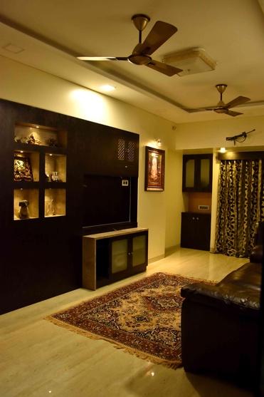 1bhk Flat Interiors By Swapnil Vilankar Interior Designer In Mumbai