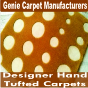 Designer Hand Tufted Carpets