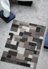 Patch Hand-tufted Wool Rugs