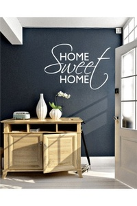 Home Sweet Home Wall Decal ( KC062 )