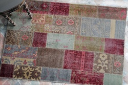 Ricardo Hand-knotted Luxury Wool Rugs