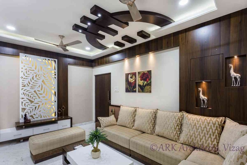 Small Apartment Cozy Interiors By Ark Architects Interior Designers Architect In Visakhapatnam Andhra Pradesh India