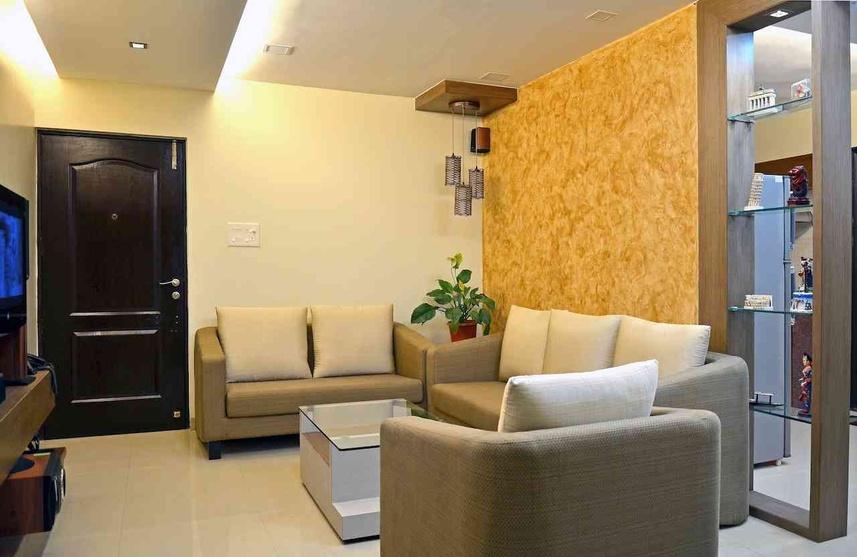 2 Bhk Interiors By Sp Architects Architect In Pune Maharashtra India