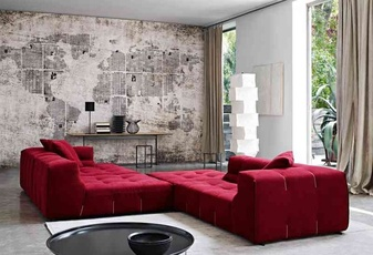 Tufty - Too Sofa, Product by B&B Italia