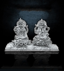 Lakshmi Ji & Ganesh Ji on Bark