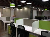 Modern office interior- Wood Works Club Pune