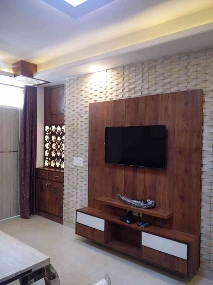 2bhk Flat Interior Design In Jaipur By Jaipur Id Interior Designer In Jaipur Rajasthan India
