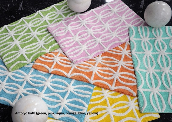 Buy Bath Rugs Online India Soft Bath Mats Textured Bathmats Antolyo