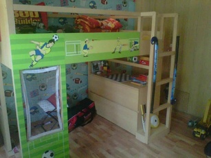 Bunk Bed Design by: Dimple Kohli