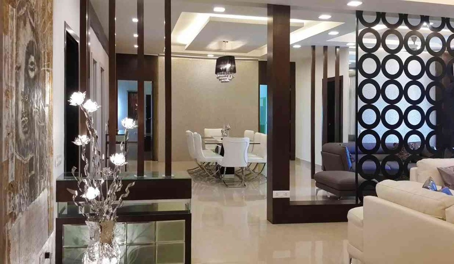 Prestige Shantiniketan Residence 3 By Designs For Living Interior Designer In Bangalore