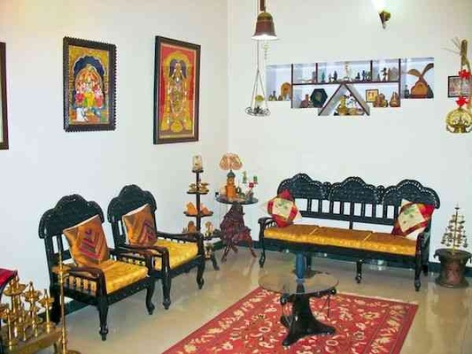 South Indian Home Interior