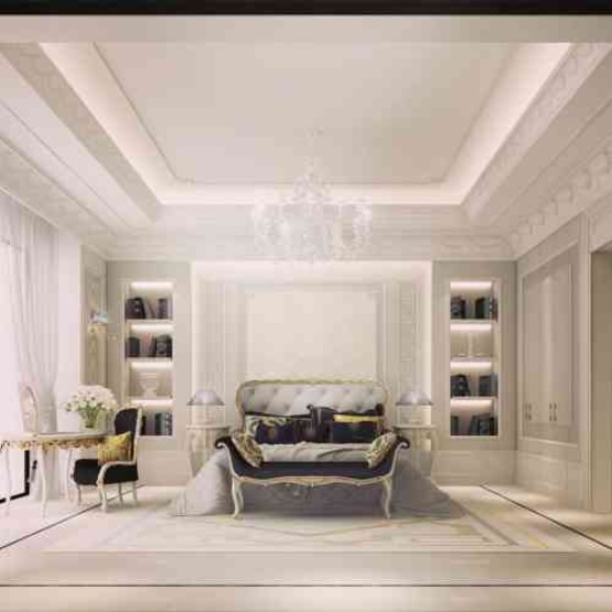Bedroom Designs From Professionals In Hyderabad  C2NyYXBlLTEtRHBWSGVH: Luxury Interior Design By IONS DESIGN, Interior Designer