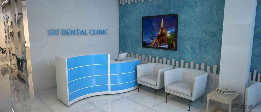 dental clinic by naveen bharathi d interior designer in kumbakonam