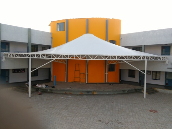 Tensile Structure Supplier