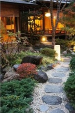 Japanese Terrace Garden Ideas