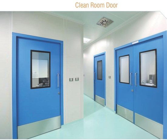ACODOR Make Clean room door for hospital and Labs