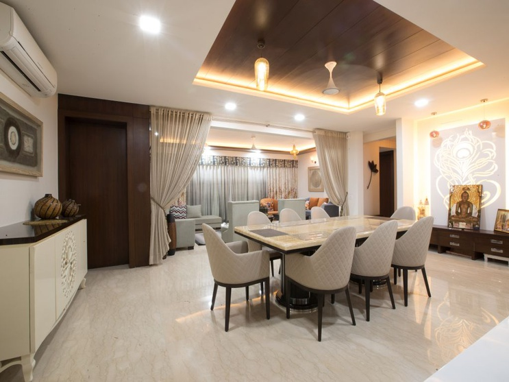 Mr Kamal Agarwal Residence By Pragati Jain Interior Designer In Indore Madhya Pradesh India