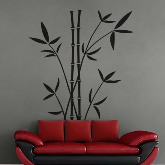 Bamboo Shoot Wall Decal ( KC022 )