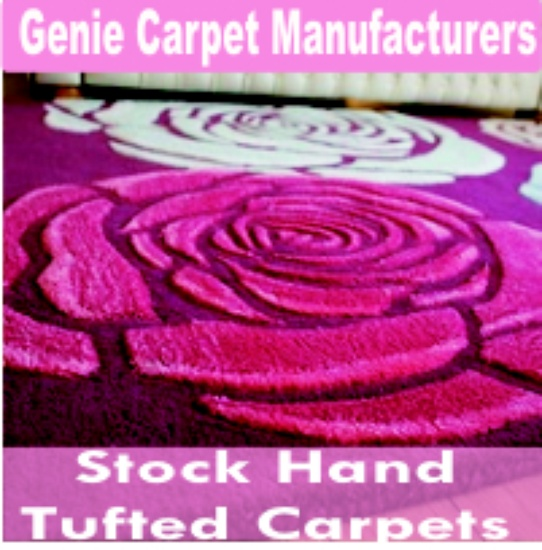 Stock Hand Tufted Carpets