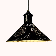 Cone Chimney Pendant Lamp
