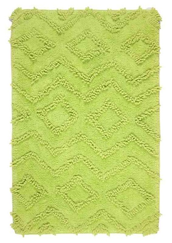 Priory Textured Bathroom Rugs