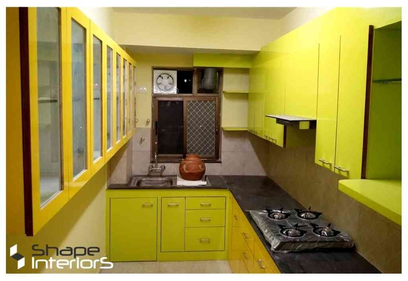 3bhk Flat In Rangoli Garden By Shape Interiors Interior Designer In