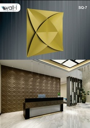 3D WALL PANAL AND BLOCK