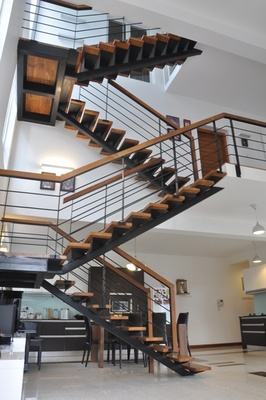 Step On Style 12 Staircase Design Inspirations For Your Home Sweet Home Interior Design Decor Trends In India