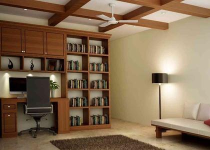 study room furniture design. kevin das. interior designer study room furniture design