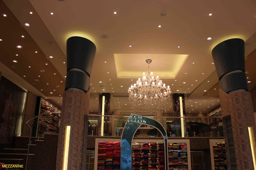 Saree Showroom Jaipur By Rohit Nagia Architect In New Delhidelhi