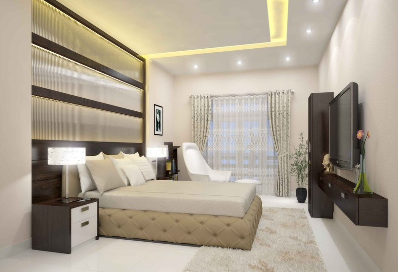 Residential Project Of MrManoj by Ms monnaie interior designers