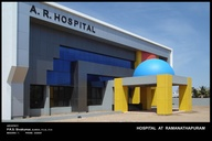 Hospital at Ramanathapuram