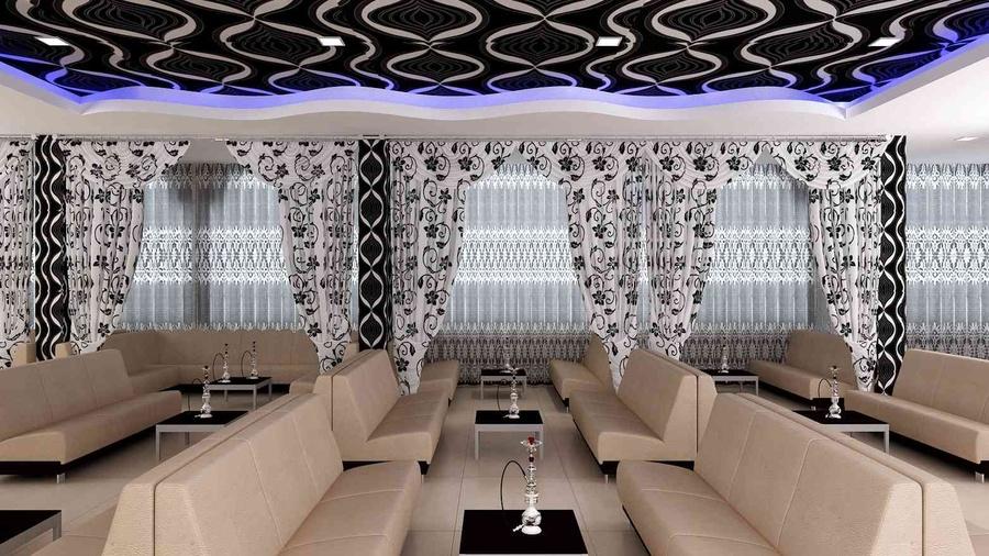 Shisha Lounge Nahdi By Mohd Owais, Interior Designer In