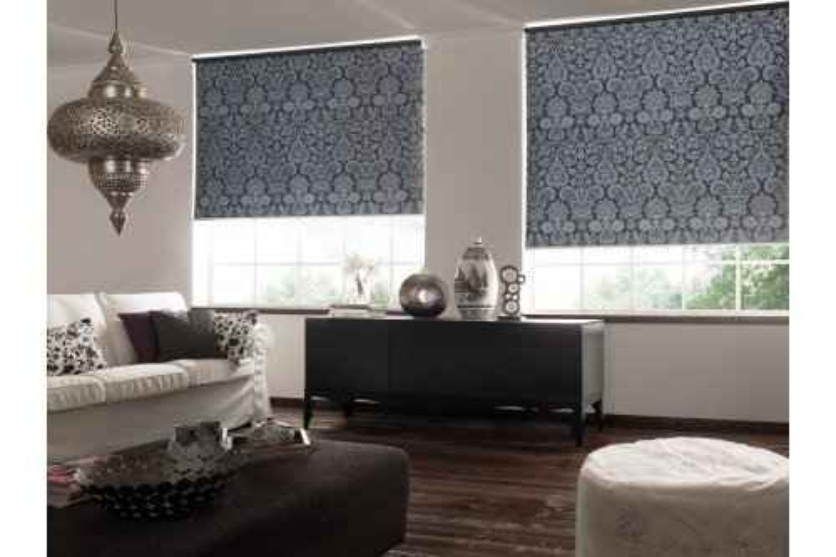 Home automation window shades