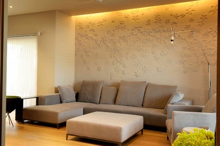 Home Office Ceiling Design