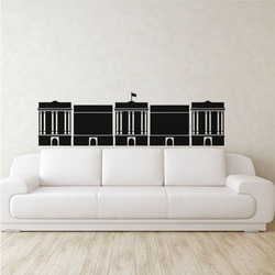 Parliament Wall Decal ( KC208 )