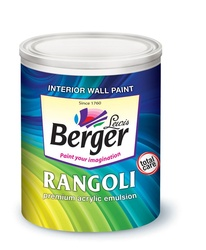 Berger Rangoli Total Care Acrylic Emulsion Paint