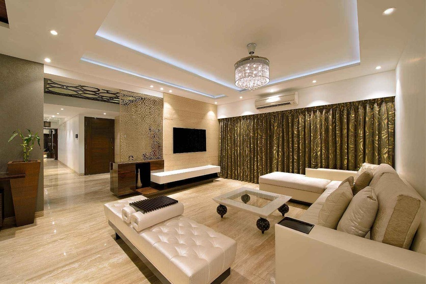 living room mumbai nayana gosavi by milind pai architect in mumbai 10647