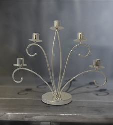 Buy Online Candle Stand 5 Arms