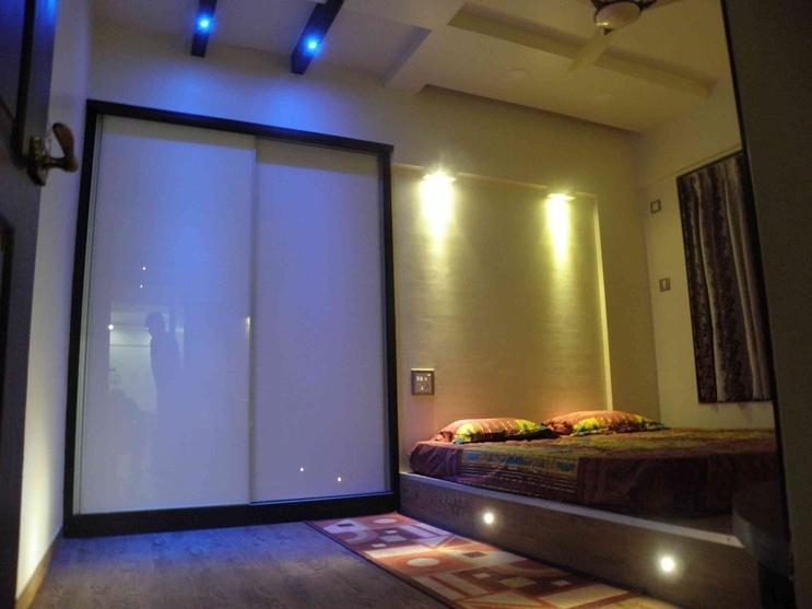 2bhk Interior Design Balewadi By Designaddict Interior Designer In Pune Maharashtra India