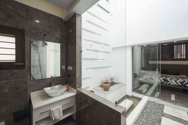 Modern Bathroom With Dressing Room Bath Modern Dressing Room Designs