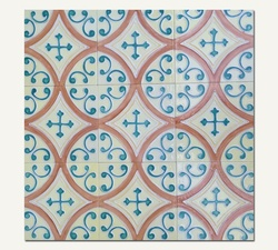 Antalya Series Ceramic Tiles