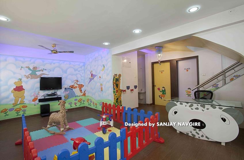 NURSERY SCHOOL by SANJAY NAVGIRE, Interior Designer in Pune ...
