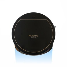 BlackCat 7.0 - India's Quietest Floor Cleaning Robot with Water Tank