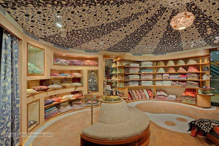 Retail Showroom Interior designs