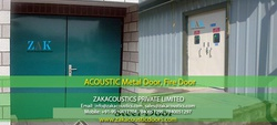 Acoustic Sound Proof Wooden Door | Metal Door | Fire Door | Manufacturer