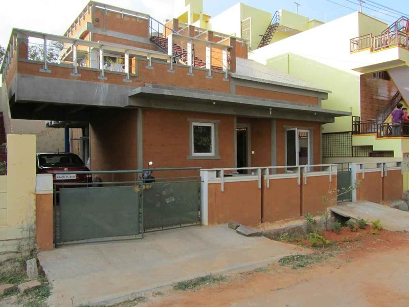 Dinesh House, Mysore By Design Place, Architect In Bangalore,Karnataka,  India