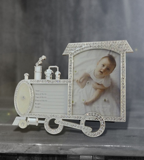 Buy Cute Baby Engine Photo Frame